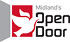 Midland's Open Door Logo